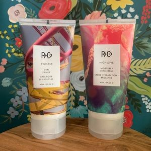 R&Co styling products!